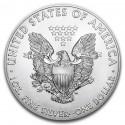 Liberty Eagle USA Halloween 1 Oz 1$ 2016 24K Gold Plated