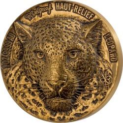 Ewolucja Ziemi - Nummulites - Niue 201 2 Oz 2$ 999 Silver Ruten i Złoto7