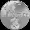Meteoryt Brenham 5 Oz 2016 Republika Czadu 5000 Francs