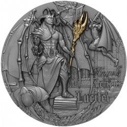 Salvator Mundi Zbawiciel Świata Wyspy Salomona 1,5 kg srebro 150 Dolarów
