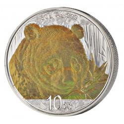 Chomik Mongolia 2015 500 Togrog Złoto 999 0,5 g.