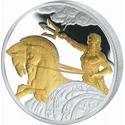 Palau 2015 5 Dolarów Moneta Gra CuNi HIT