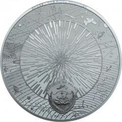 Etui na monety z serii meteoryty