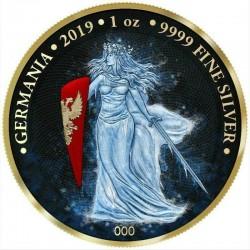 Atena Tuvalu Boginie - Bogowie Olimpu 2015 2 Oz