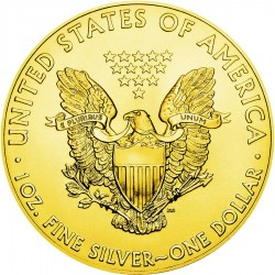 Flagi Stanowe USA 2015 - Ohayo - Walking Liberty 1 $ 1 Oz Nakład 200 sztuk