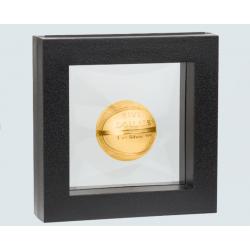 Bawół  Gabon  1000 Francs 2015 1 Oz Oksyda